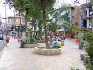 Parque del Periodista, Journalist's Park