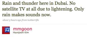 Dubai rain 7