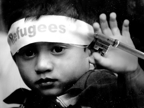 Photo of Rohingya Refugee in Malaysia by M.A.M09