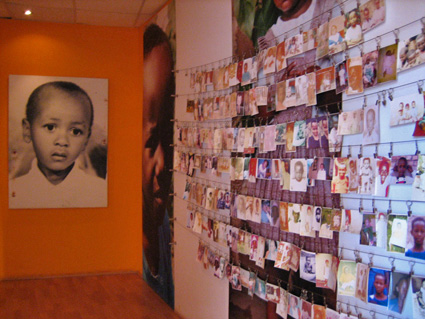 Kigali Genocide Museum (Photo by Elia Varela Serra)