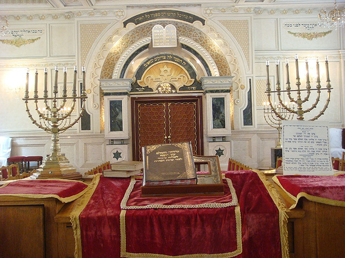 Bet El Synagogue, Casablanca, Morocco