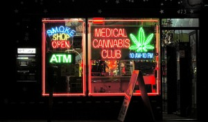 Medical marijuana club in San Francisco, by Thomas Hawk on Flickr