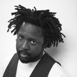 Jamaican writer Marlon James