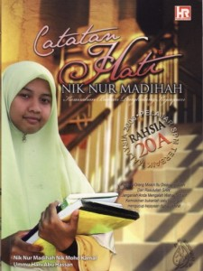 Nik Nur Madihah's Memoir