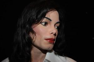 Michael Jackson wax statue by Antonio Manfredonio on Flickr