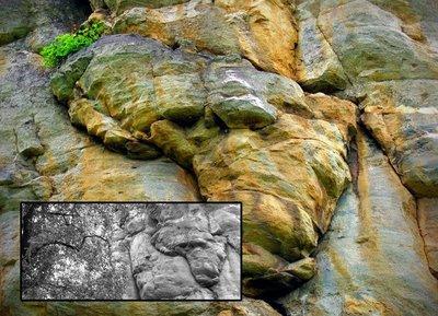 Africa Rock - Photo courtesy of Marten Schoonman