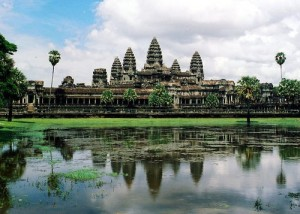 Angkor Wat Temple. From the Flickr Page of DragonWoman