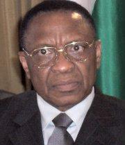 M Tandja, president of niger