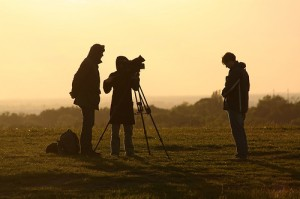 film team by extranoise http://www.flickr.com/photos/extranoise/155085339/