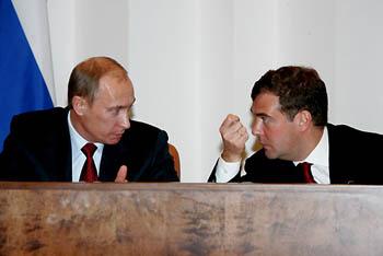 Putin-Medvedev