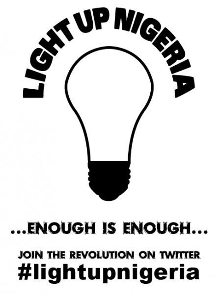 Logo del sito inglese lightupnigeria.com