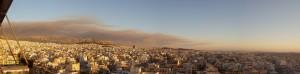 Incendi vicino ad Atene