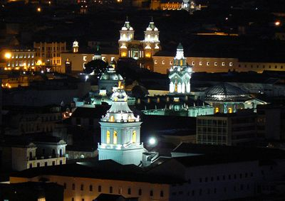 Photo of Quito, Ecuador by L. Marcio Ramalho and used under a Creative Commons license.