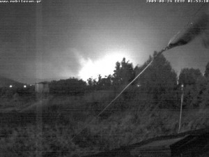Schinias webcam image on Aug 24 at 1:53 AM in Greece