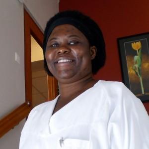 Enfermera-partera malauí, Stabbie Msiska