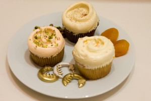 Ramadan-themed cupcakes in Dubai; photo by Cupcakes Take the Cake, cupcake by Sugar Daddy's
