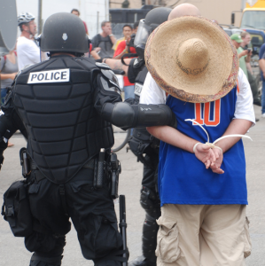 Arrested in Pittsburgh. Creative Commons photo by Flickr user <em>america.gov</em>