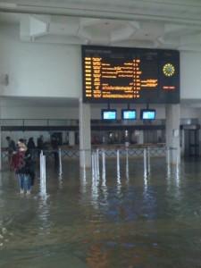 Inside Rabat Agdal