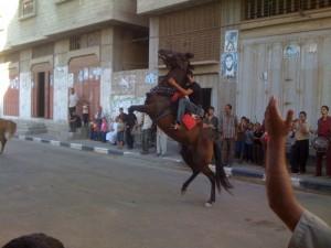 A Gaza celebration