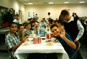 Albanian Islamic Cultural Center kids
