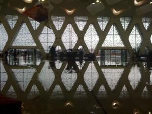 Marrakesh under Water