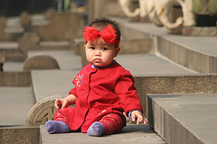 Mary Grace in China by endbradley
