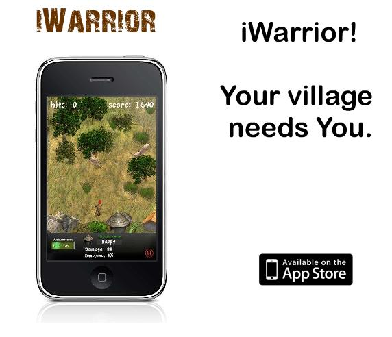 iWarrior on iTunes App Store