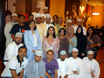 Muscat Twestival
