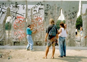 Berlin wall by natalie maynor