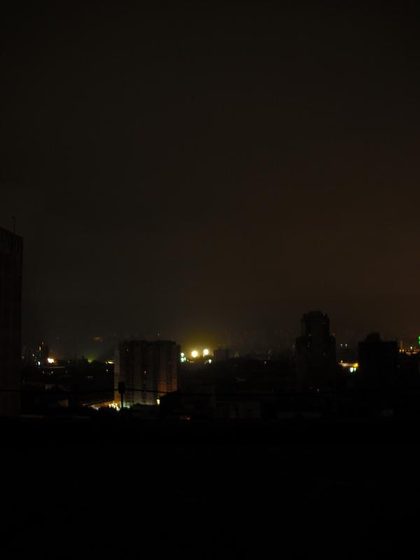 São Paulo, twitpic von @douglasmiguel