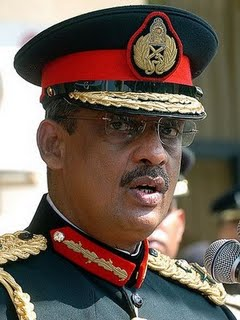 General Sarath Fonseka, Image courtesy Wikipedia