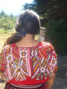 Traditional blouse, Chajul, photo by Renata Avila