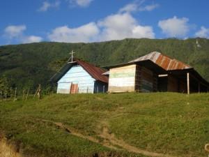 Montañas, Triángulo del Ixil, por Renata Avila