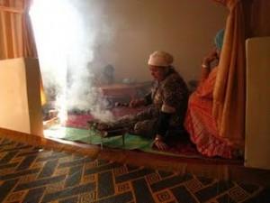 Joy in Morocco aliweka picha hii katika blogu yake