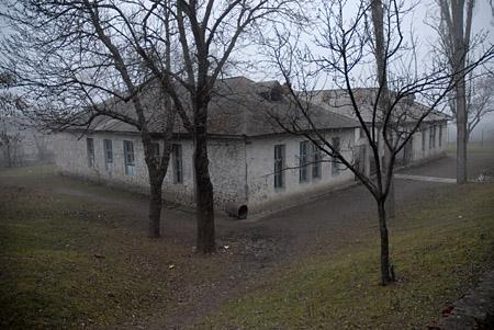Школа, Тсопи, Грузия © Онник Крикорян