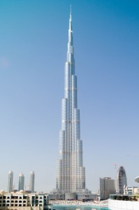 Burj Dubai by Joi Ito - under Creative Commons