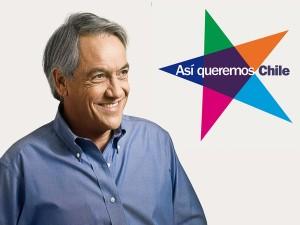 Sebastián Piñera's Campaign Symbol-This is How We Want Chile, by Comando de Sebastián Piñera