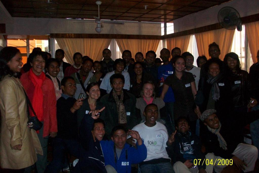 Madagascar Barcamp 2