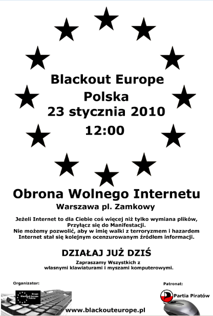 blackouteurope