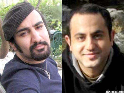 I blogger Rahimi e Goudarzi