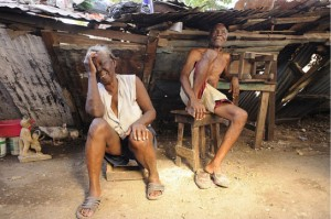 haiti elderly gordon