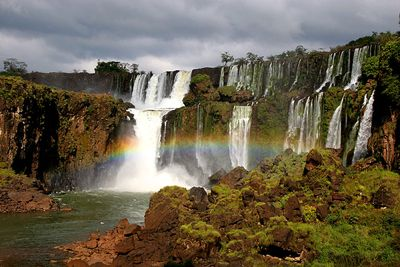 Photo of Iguazu Falls by ewanr and used under a Creative Commons license.
