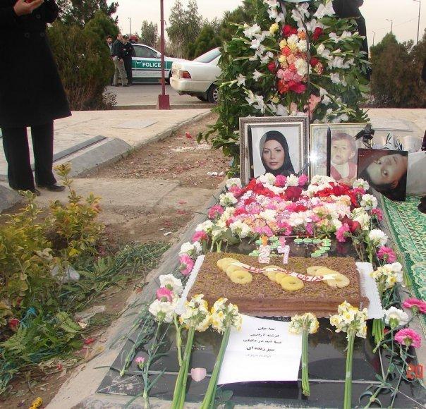 La tomba di Neda