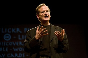 Larry Lessig by Robert Scoble