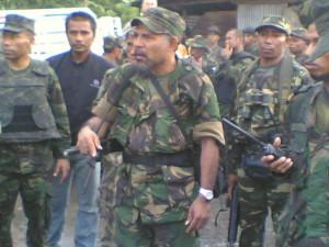 Brigadier General Lere Annan Timor