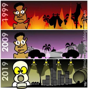(Des)envolvimentu by Timor Cartoon shared under a CC license.
