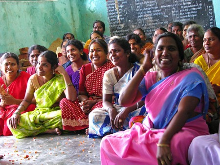 India - Faces - Rural women driving their own change. Image by Flickr user mckaysavage and used under a Creative Commons License