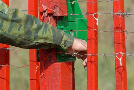 Al confine con la Turchia, Margara, Repubblica di Armenia © Onnik Krikorian