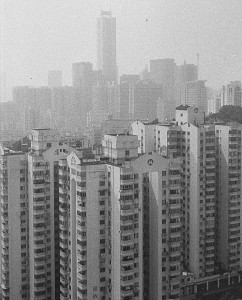 How long will these 15-year-old buildings in Guangzhou remain standing? (photo/ Don Weinland)