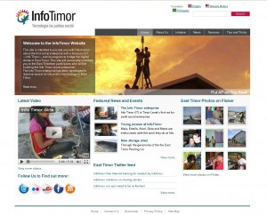 Technology.tl - The Info Timor enterprise has been developed to improve access to information technology in East Timor.